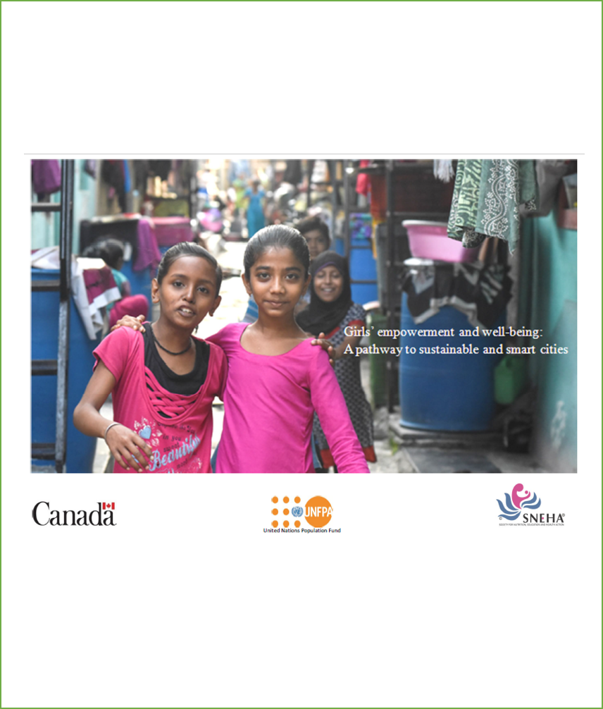 Girl's empowerment and well-being: A pathway to sustainable and smart cities