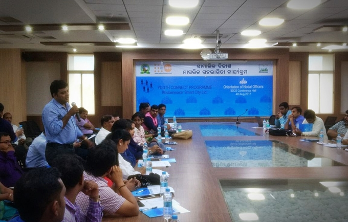United Nations Population Fund (UNFPA) Bhubaneswar Smart City Limited (BSCL)