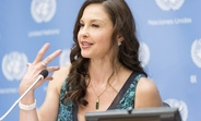 Ashley Judd in India