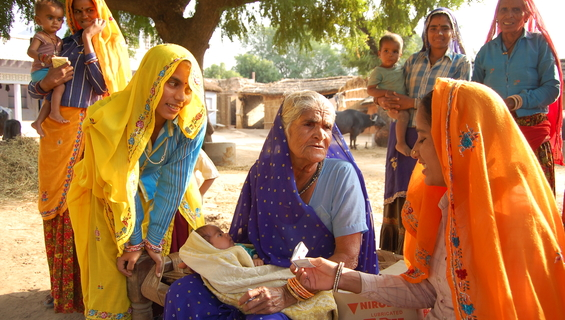 Sexual and reproductive health issues in India