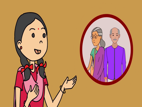 Advisory for senior citizens during the COVID19 pandemic (Hindi)