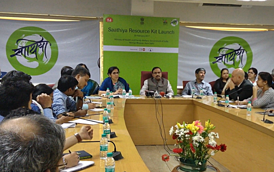 Saathiya Launch : Welcome address by Ms Vandana Gurnani